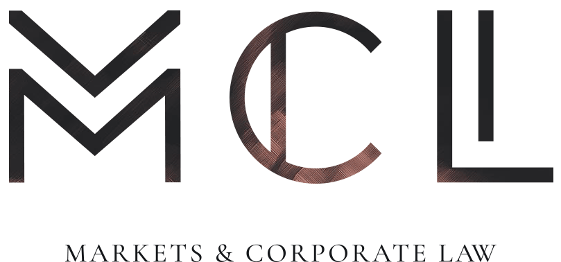 MCL - Markets & Corporate Law
